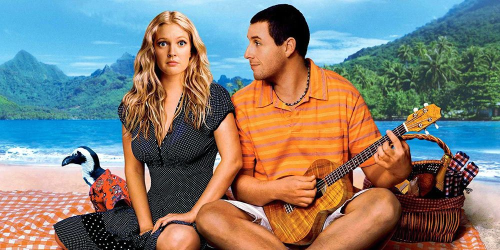50 First Dates spiritual movie review