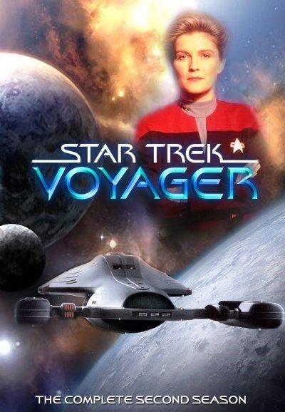 Star Trek Voyager: Persistence of Vision