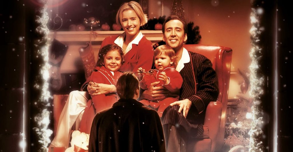 Movie Review The Family Man