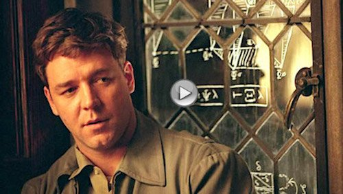 A Beautiful Mind Clip- Movie Watcher's Guide to Enlightenment News