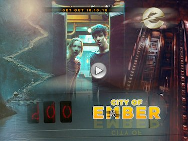 City of Ember - Movie Watcher's Guide to Enlightenment News