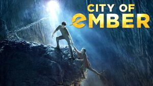 city of ember movie review - cover poster