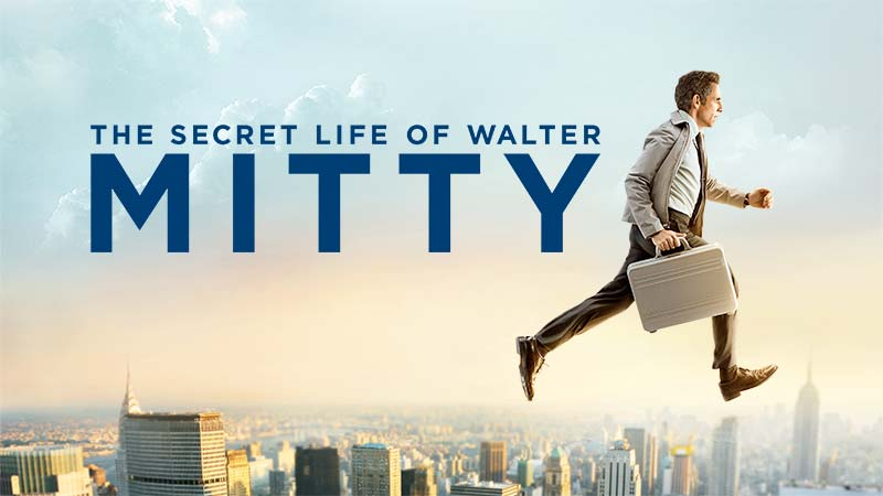 secret life of walter mitty review poster