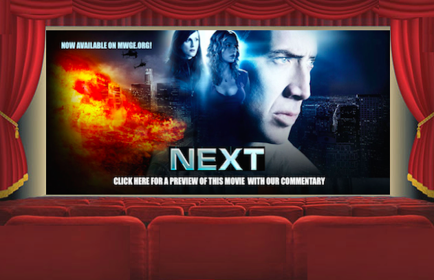 "Experiencing the Quantum – The Meaning of the Movie ""Next"""