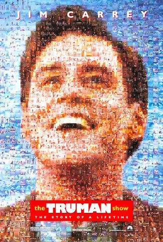 The Truman Show Movie Review - Movie Watcher's Guide to Enlightenment News