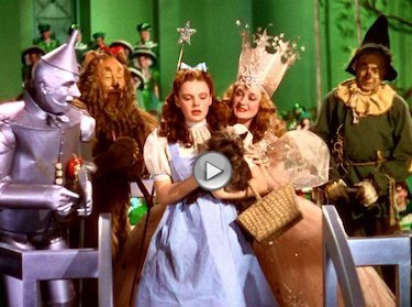 The Wizard of Oz - Movie Watcher's Guide to Enlightenment News